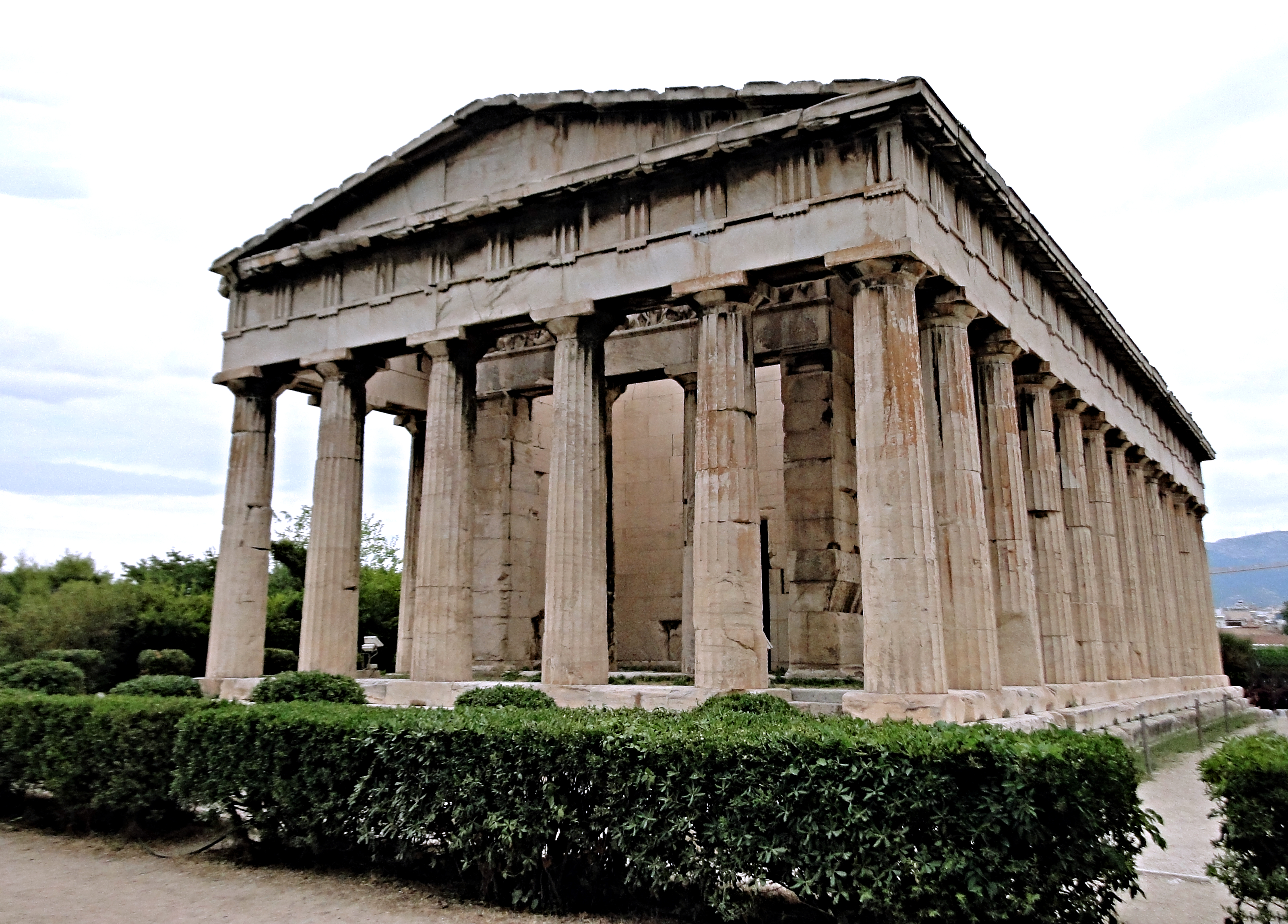 Ancient Agora  Why Athens