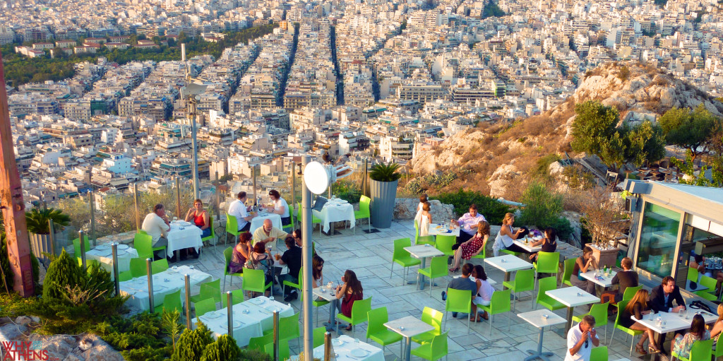 Lycabettus Hill Cafe