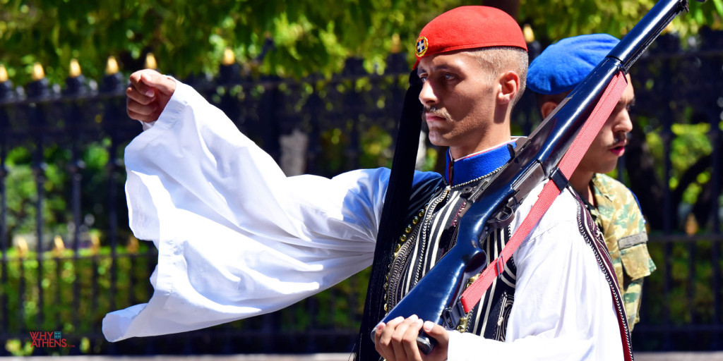 evzones uniform ypodetes greek soldier