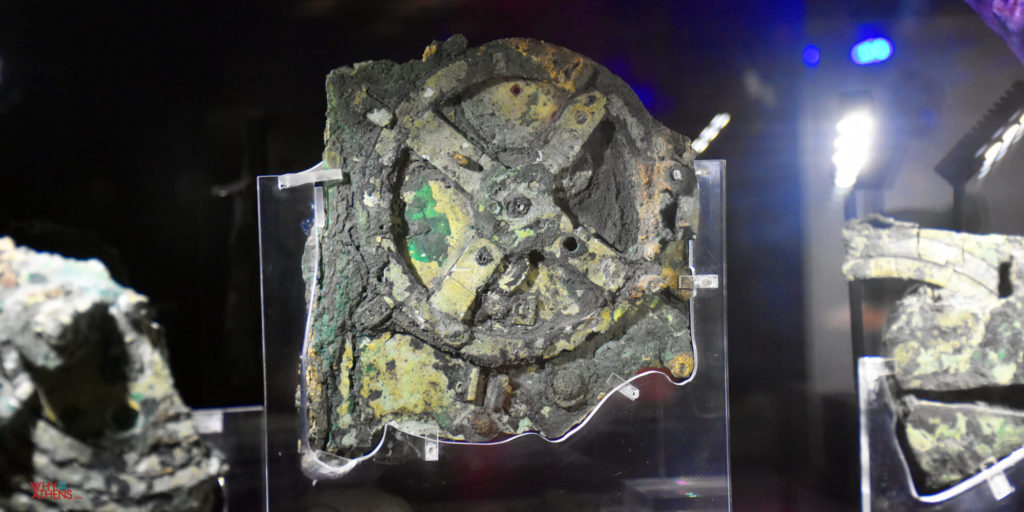 National Archaeological Museum of Athens Antikythera Mechanism