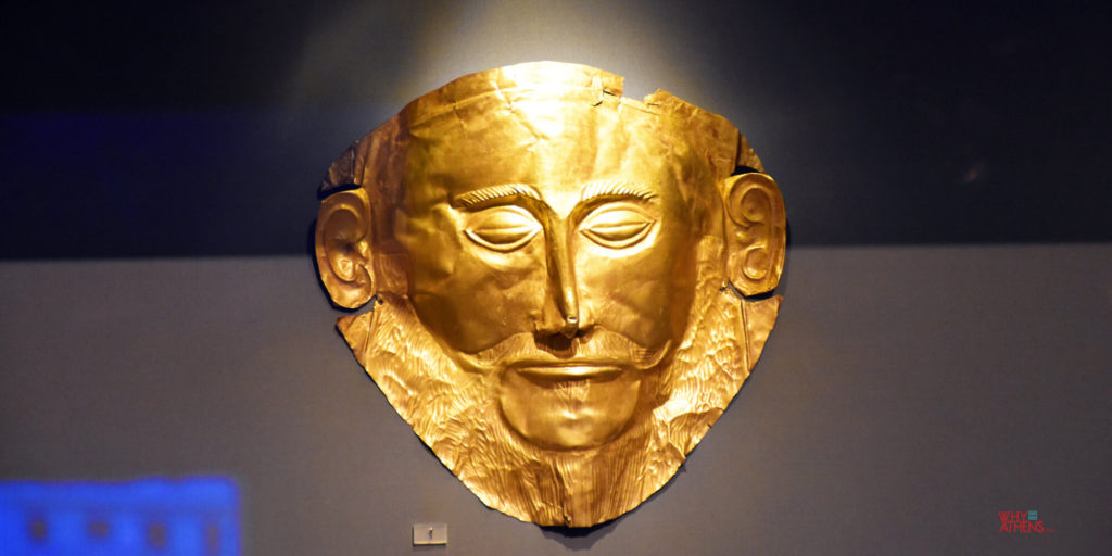 National Archaeological Museum of Athens Mask of Agamemnon