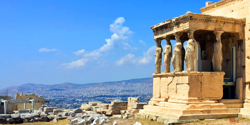Acropolis of Athens - 8 things you didnt know  Why Athens