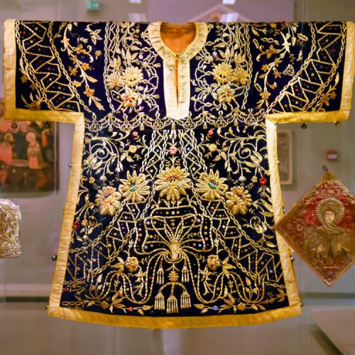 Byzantine Museum Athens