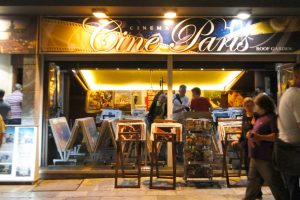 Cine Paris Cinema Plaka Athens