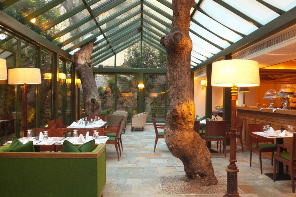 Herodion Hotel Athens Atrium