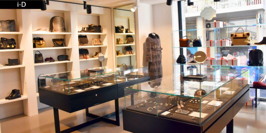 Kolonaki Shopping Athens iD Concept Store