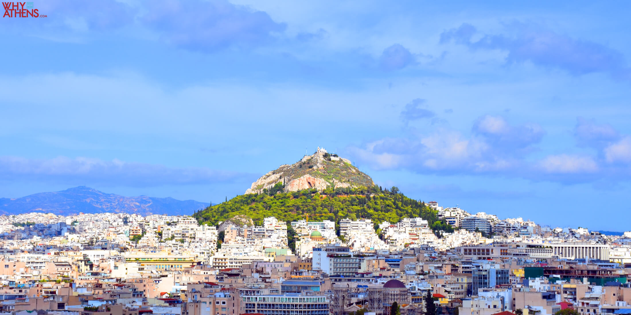 Lycabettus Hill - your guide to the top of Mt Lycabettus | Why Athens