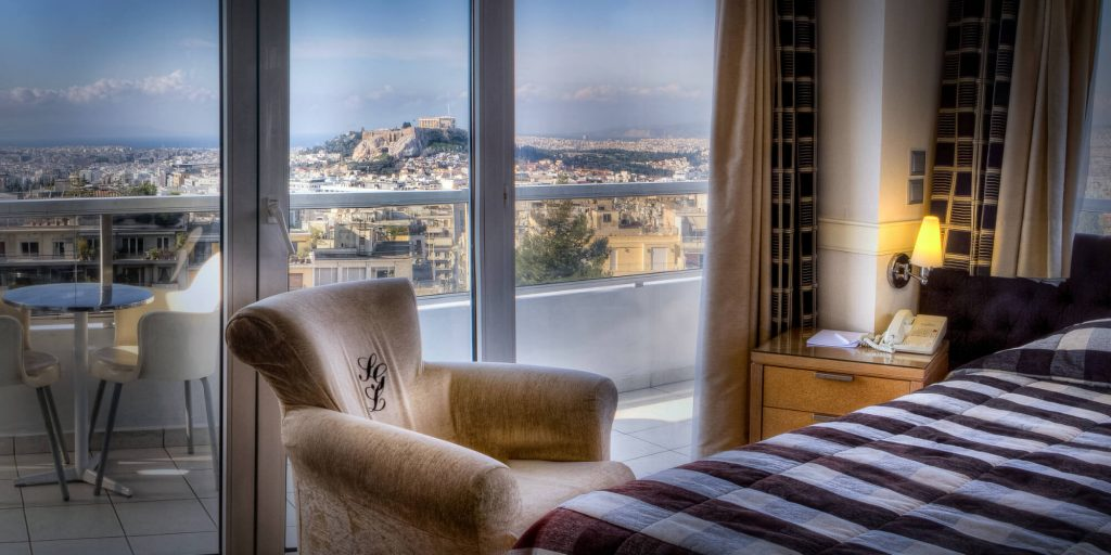 St George Lycabettus Hotel Athens Room