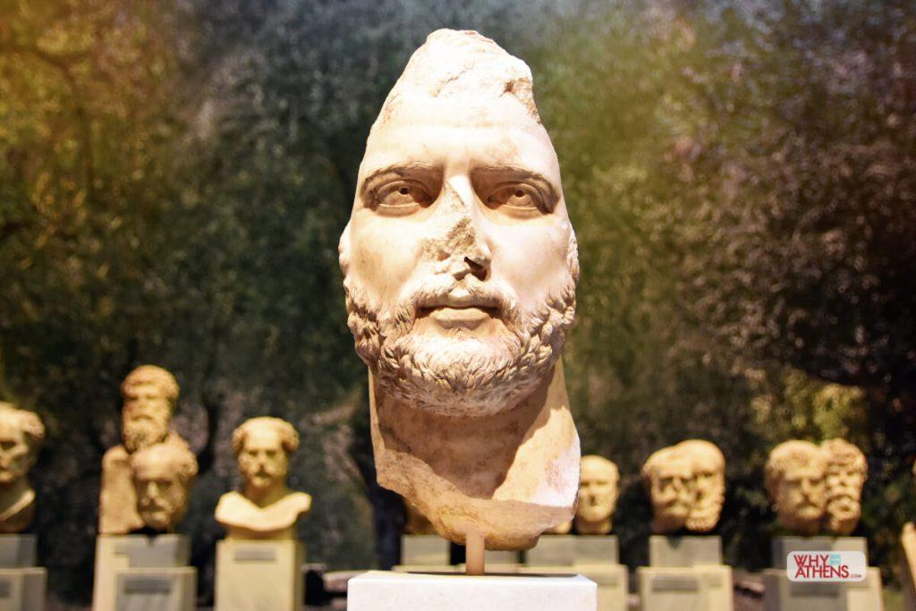 Temple Olympian Zeus Hadrian