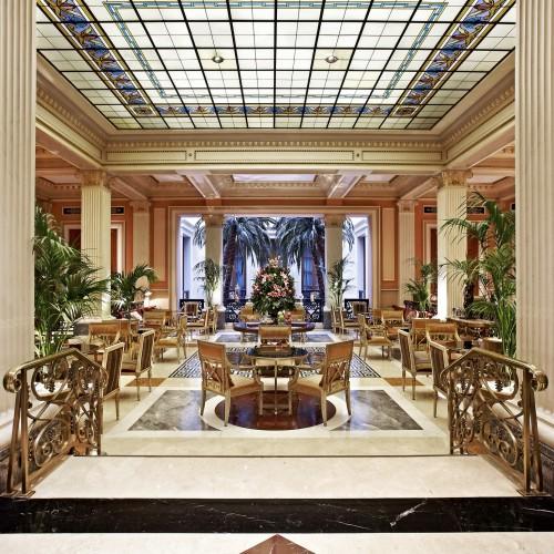 Hotel Grande Bretagne Why Athens