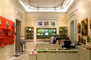 Benaki Museum shop - Why Athens