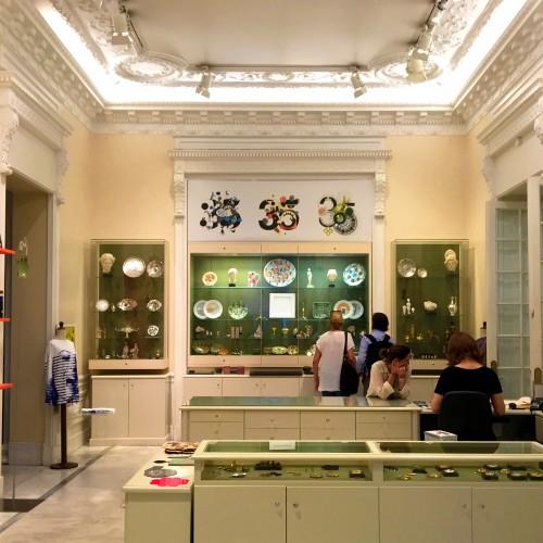 Benaki Museum shop - Why Athens