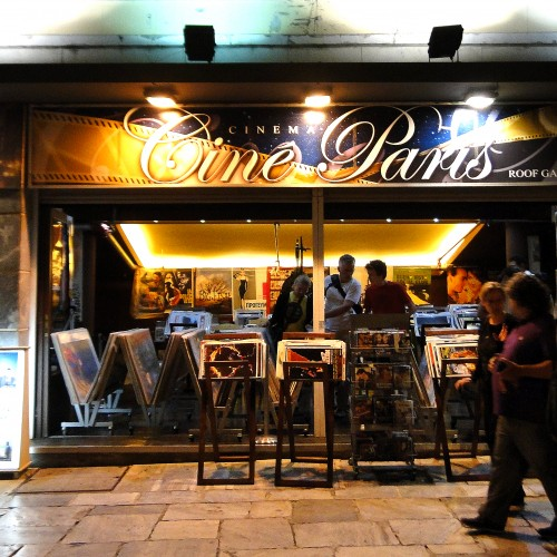 Cine Paris Plaka Why Athens