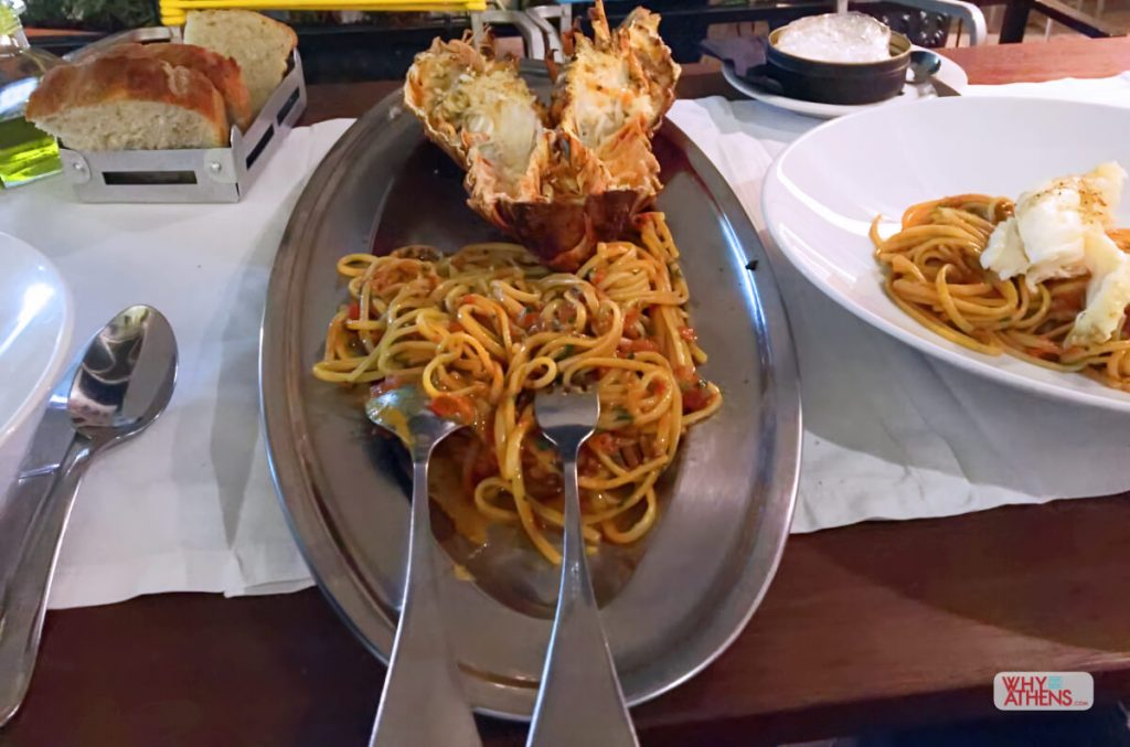 Eat @ Miltons Restaurant Plaka Athens