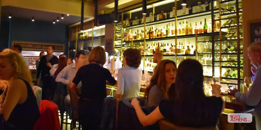 Athens Nightlife Bars Monk