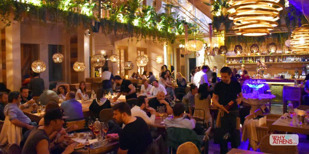 Athens Nightlife Bars Sowl