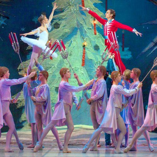 Nutcracker Megaron Athens Grigorovich Ballet