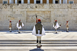 Greek Guards Why Athens Guide