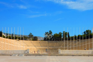 Panathenaic Stadium Why Athens