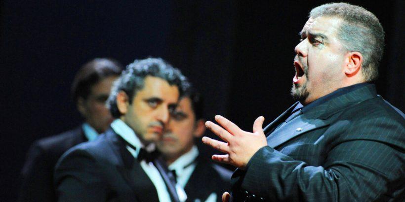 Rigoletto Odeon Athens Festival