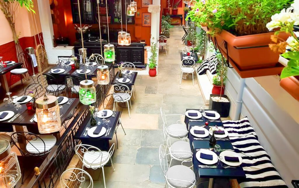 Best Upscale Restaurants in Athens 2 Mazi