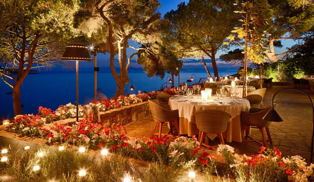 Best Upscale Restaurants in Athens Ithaki