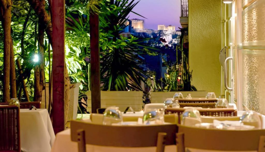 Best Upscale Restaurants in Athens Papadakis