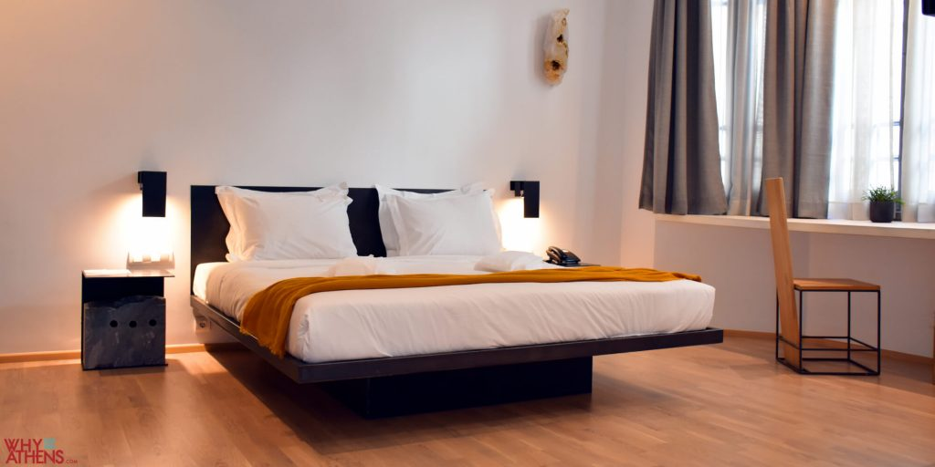 Inn Athens Hotel Beds