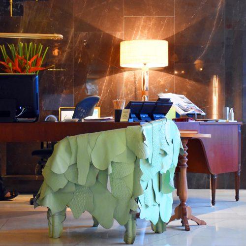 New Hotel Athens Foyer