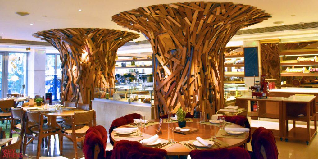 New Hotel Athens Restaurant