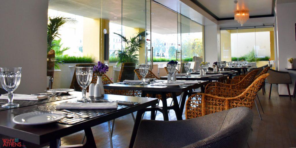 Pallas Athena Hotel Athens Restaurant