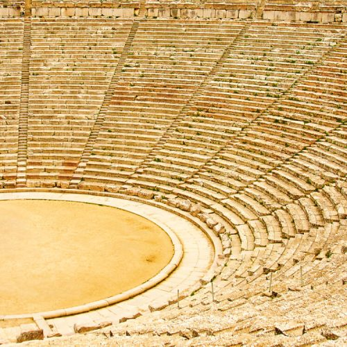 Epidaurus Theatre Why Athens City Guide