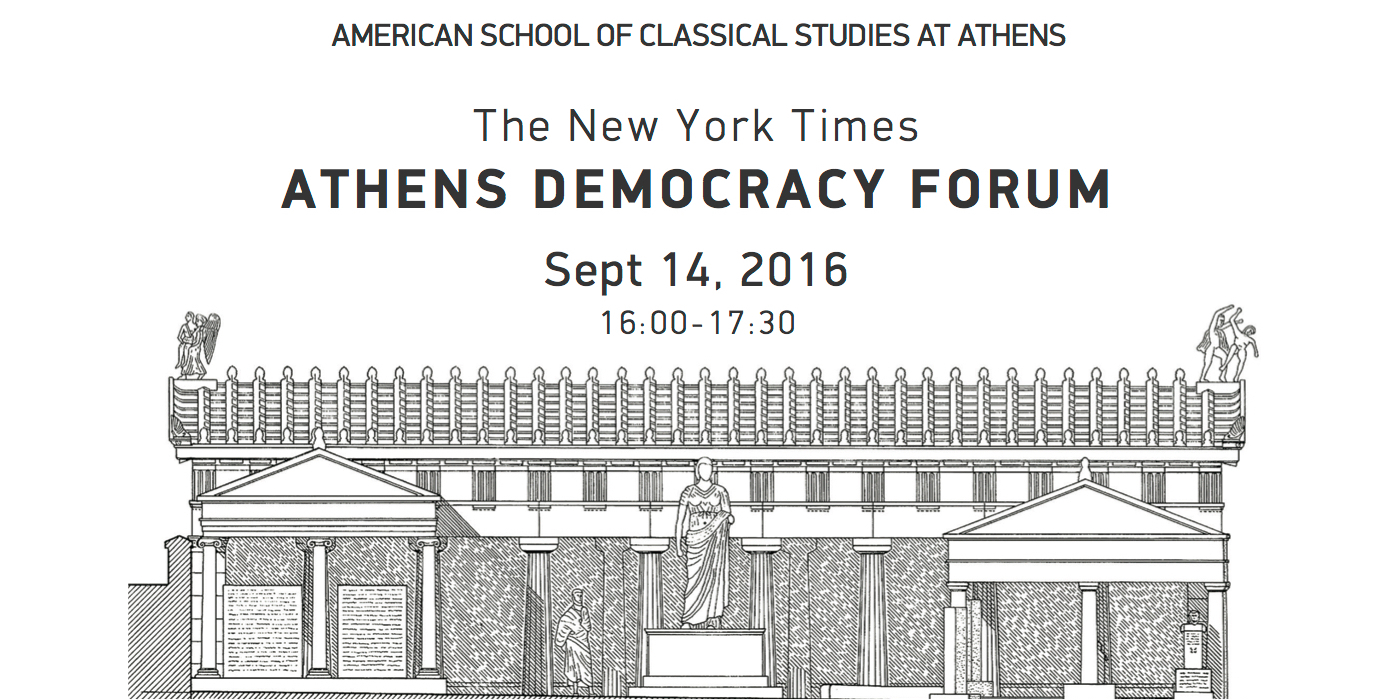 essays democracy in athens Democracy is a tender topic for a writer: like motherhood and apple pie it is not to be criticized one will risk being roundly condemned if he, or she, points out the serious bottleneck that is presented when a community attempts, through the democratic process, to set plans for positive social action.
