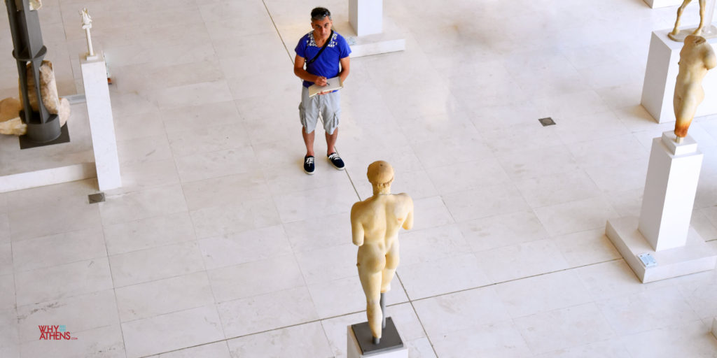 Acropolis Museum Archaic Gallery
