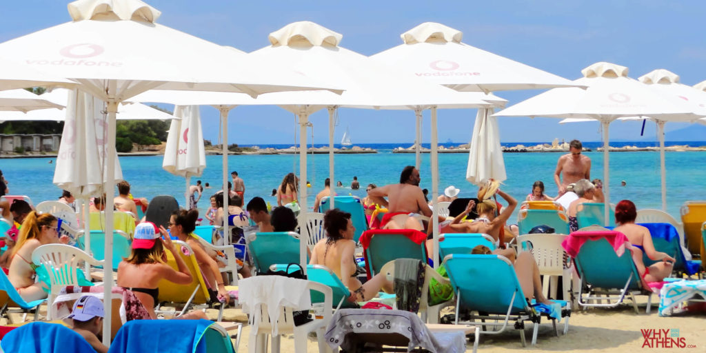 Best Athens Beaches Asteras Club