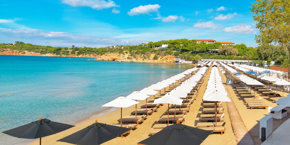 Best Athens Beaches Astir Beach Club
