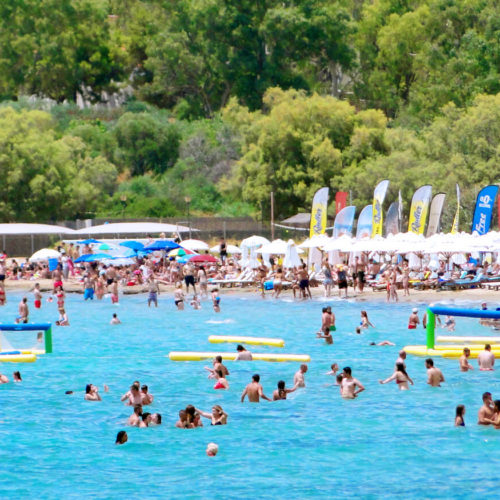 Best Athens Beaches Akti Vouliagmenis