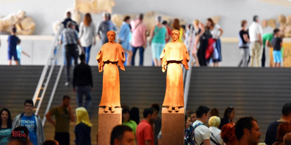 Acropolis Museum Nikes