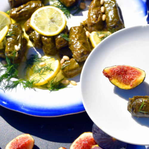 Dolmades recipe Greek Meze Why Athens City Guide Athenian Stories