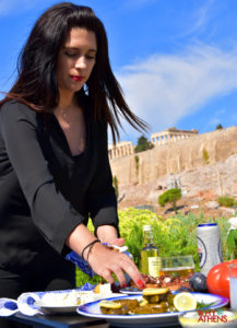 Greek Meze Kristina Kalapothakos Why Athens City Guide