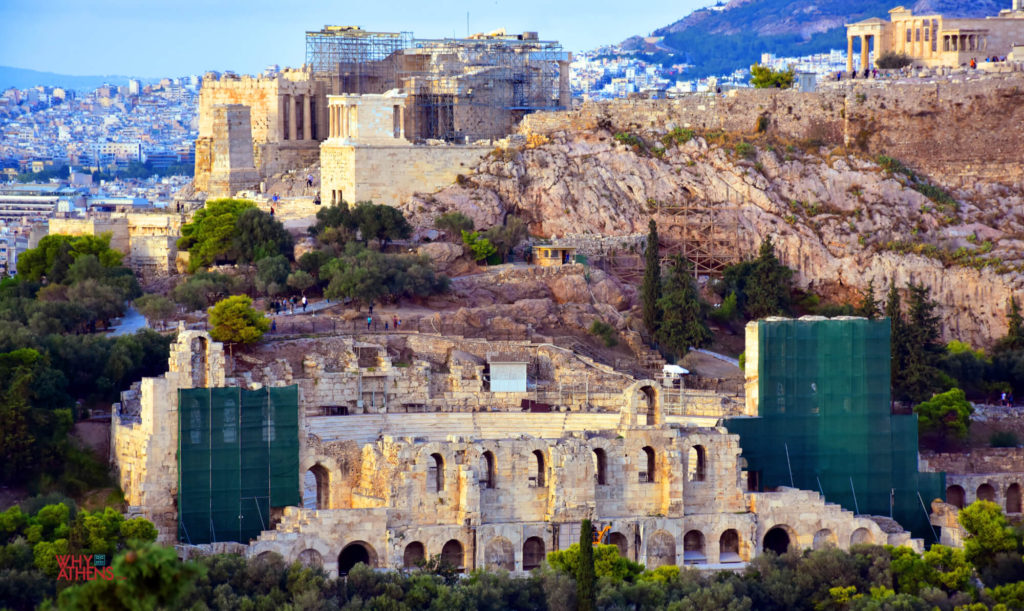 Odeon of Herodes Atticus - detailed guide and events  Why ...