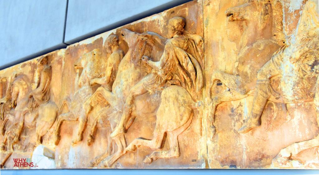 Acropolis Museum Parthenon Riders