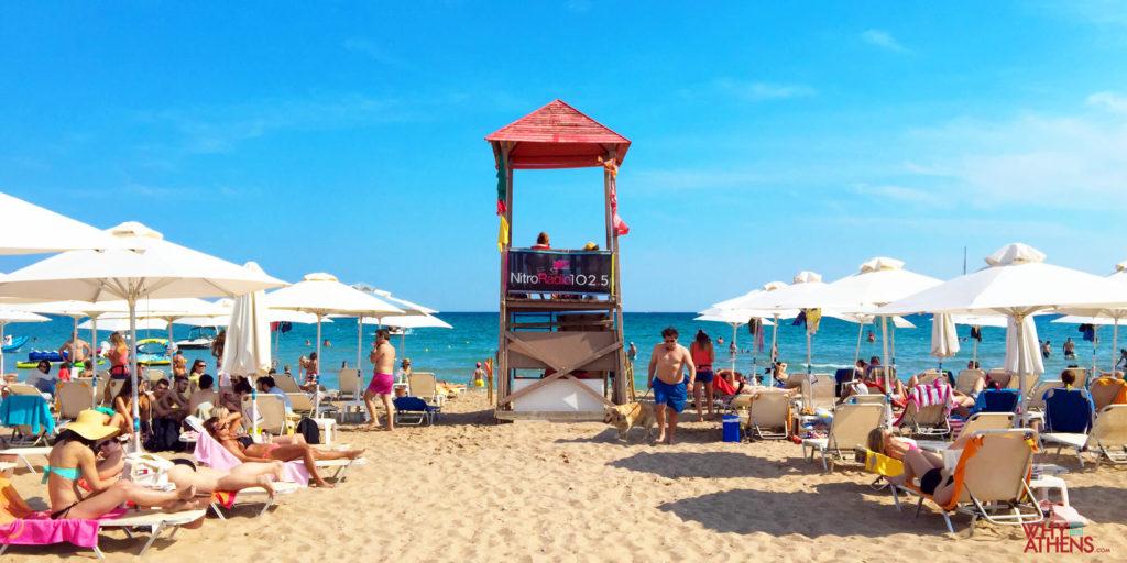 Best Athens Beaches Yabanaki Varkiza Resort