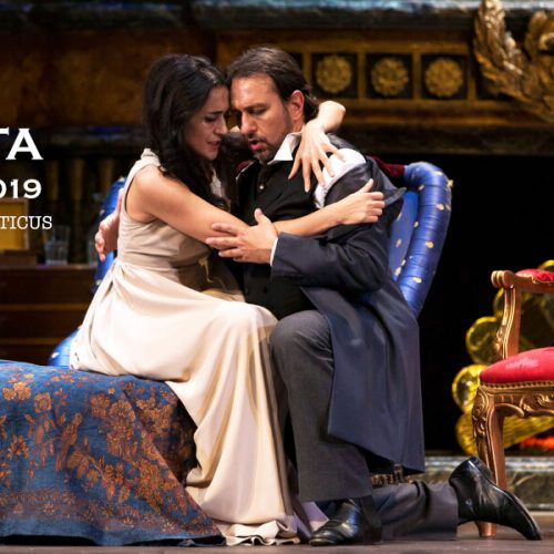 LA TRAVIATA Odeon Herodes Athens Festival National Opera
