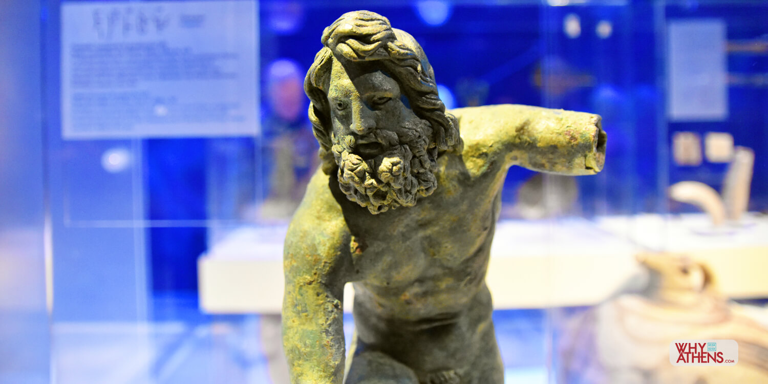 how to get to national archaeological museum athens