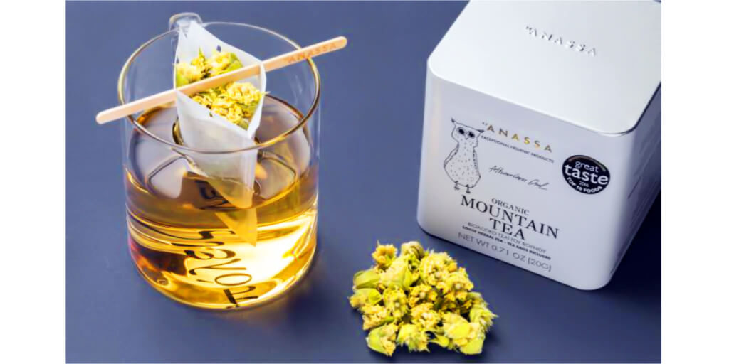Made in Greece Anassa Organic Tea