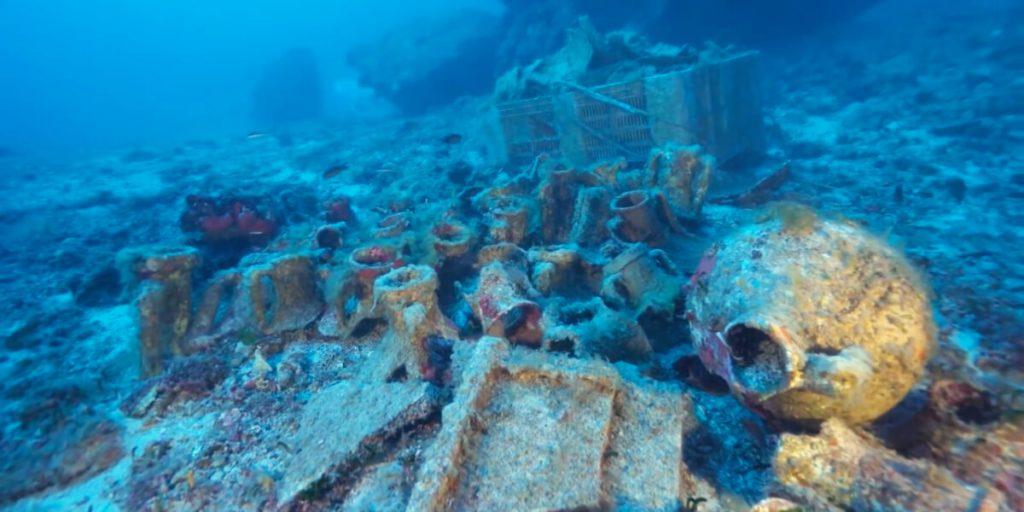 Antikythera Shipwreck exhibition Athens