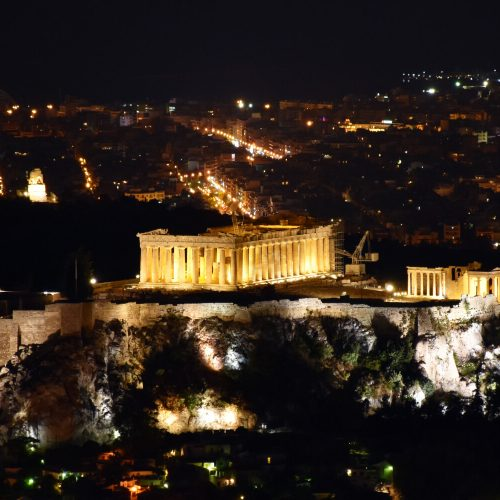 Photograph the Acropolis Best Places
