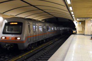 Athens Public Transport Metro