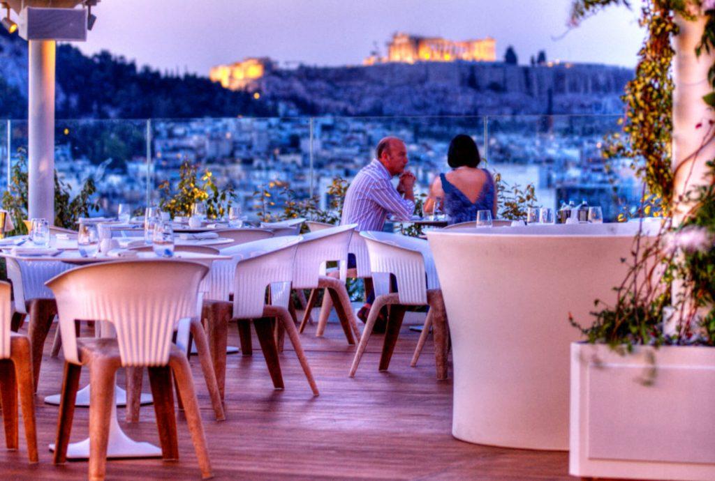 Hytra Athens Restaurant
